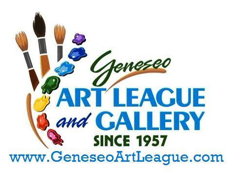 Geneseo Art League Logo