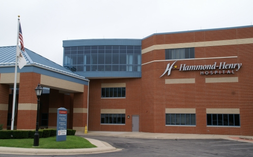 Hammond Henry Hospital in Geneseo, IL