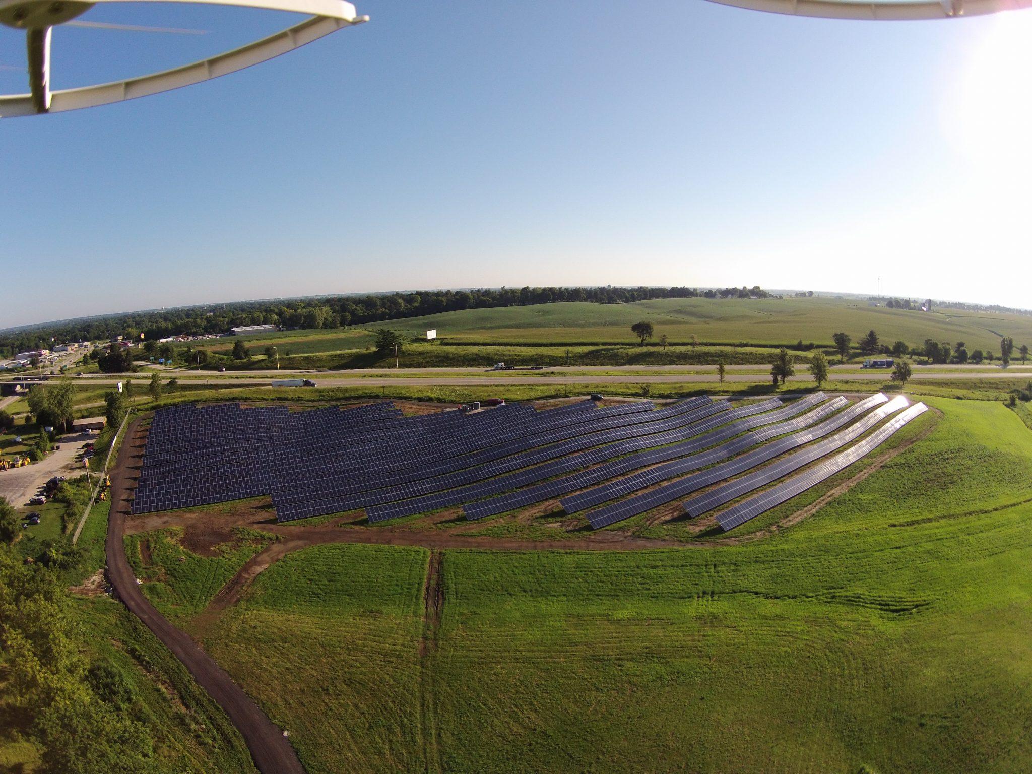 Solar Array Progress 101