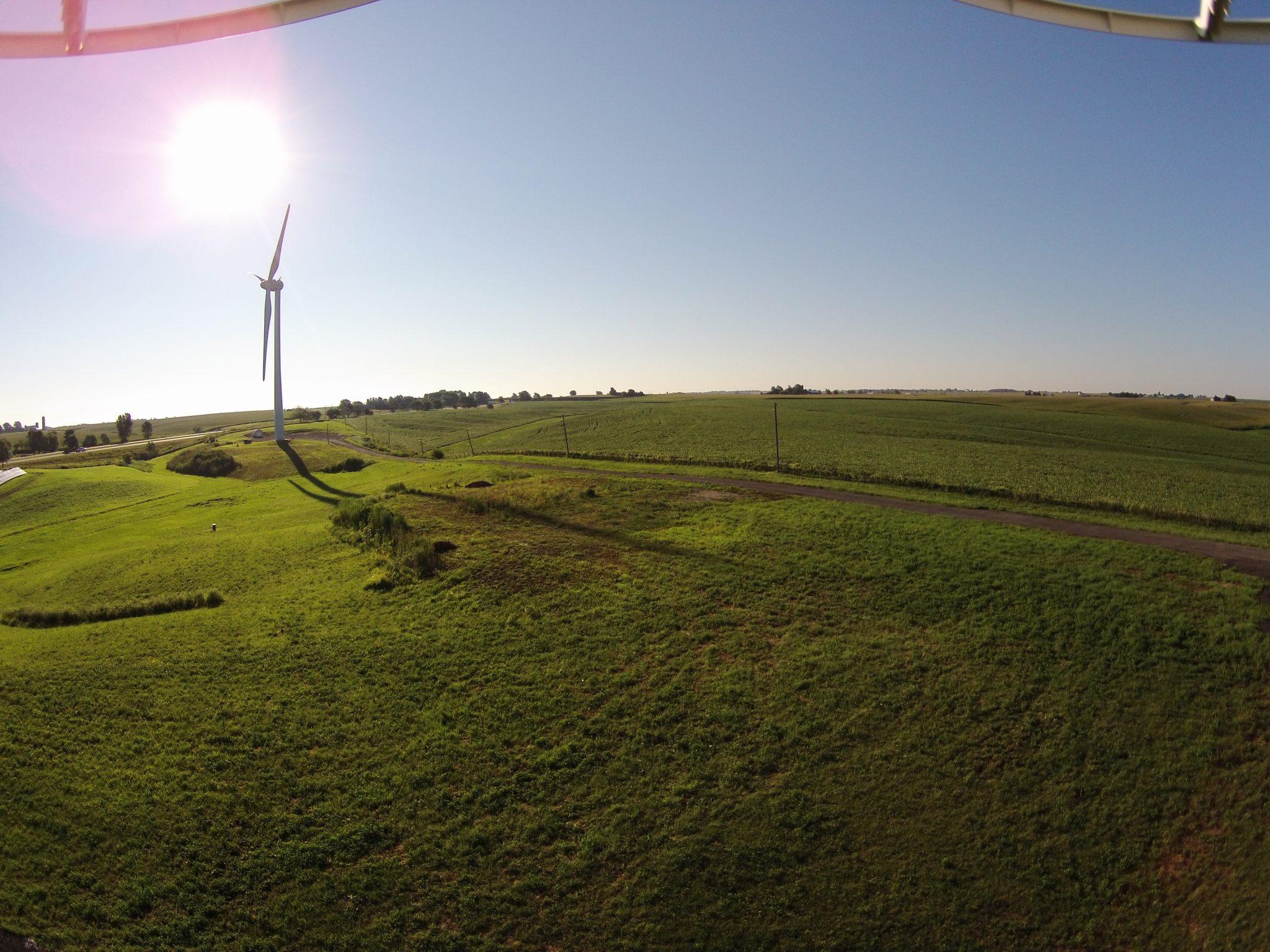 Solar Array Progress 105