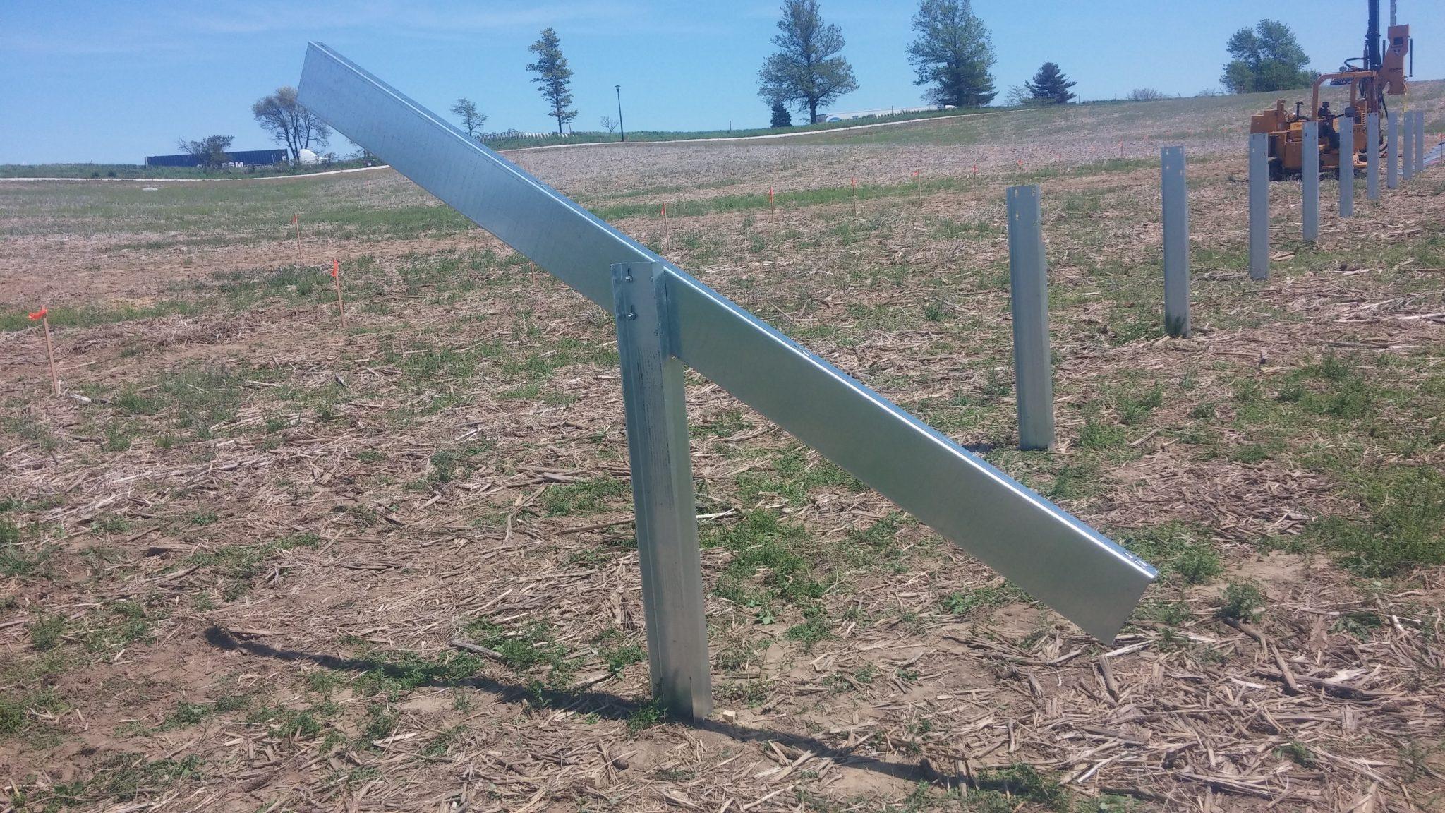 Solar Array Progress 12