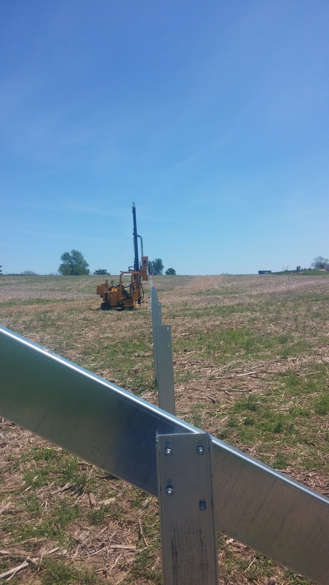 Solar Array Progress 17