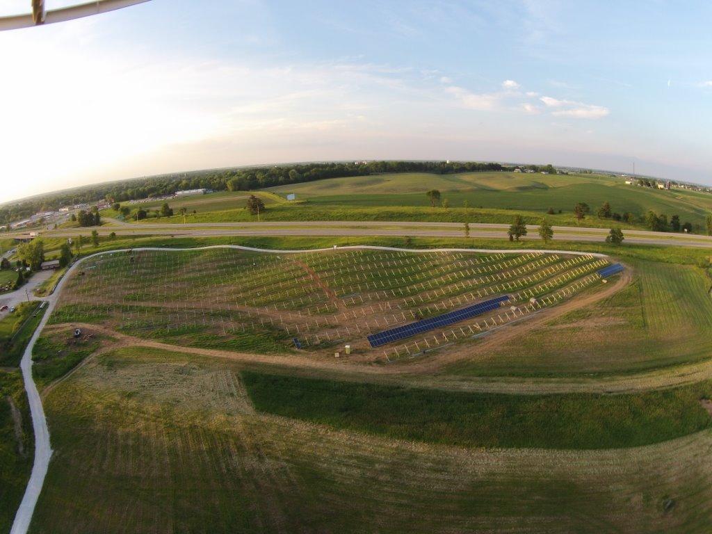 Solar Array Progress 28