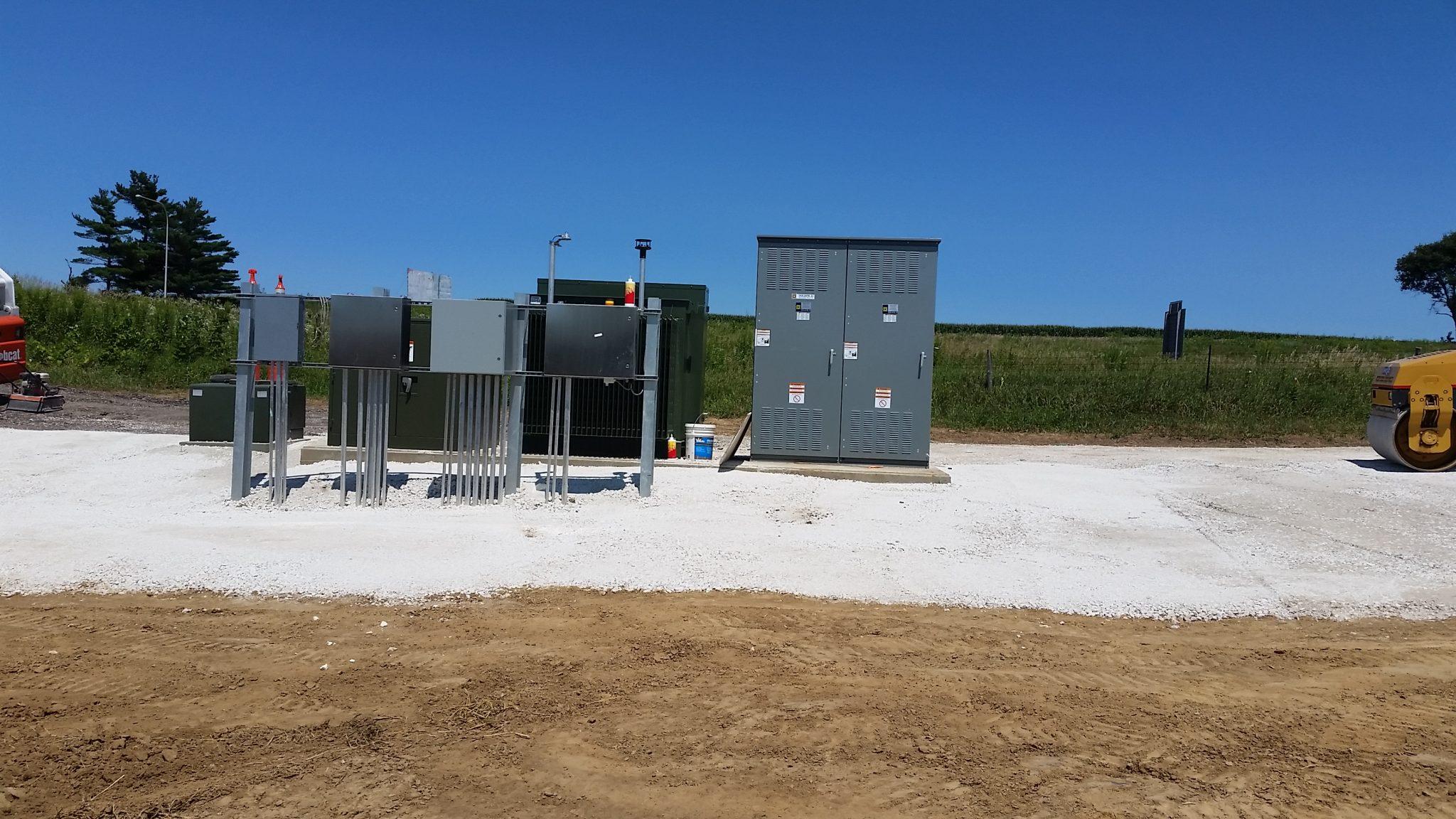 Solar Array Progress 45