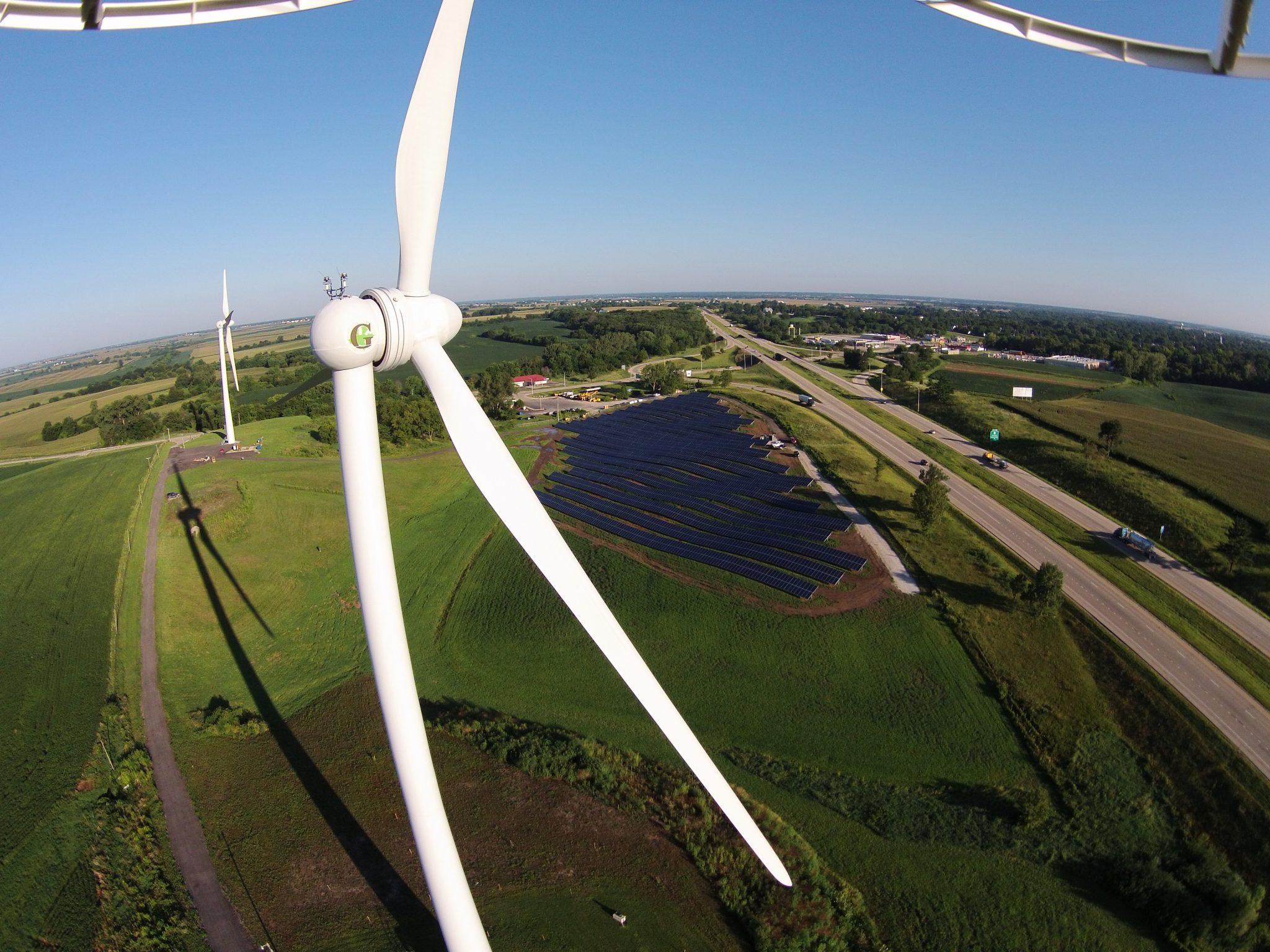 Solar Array Progress 72