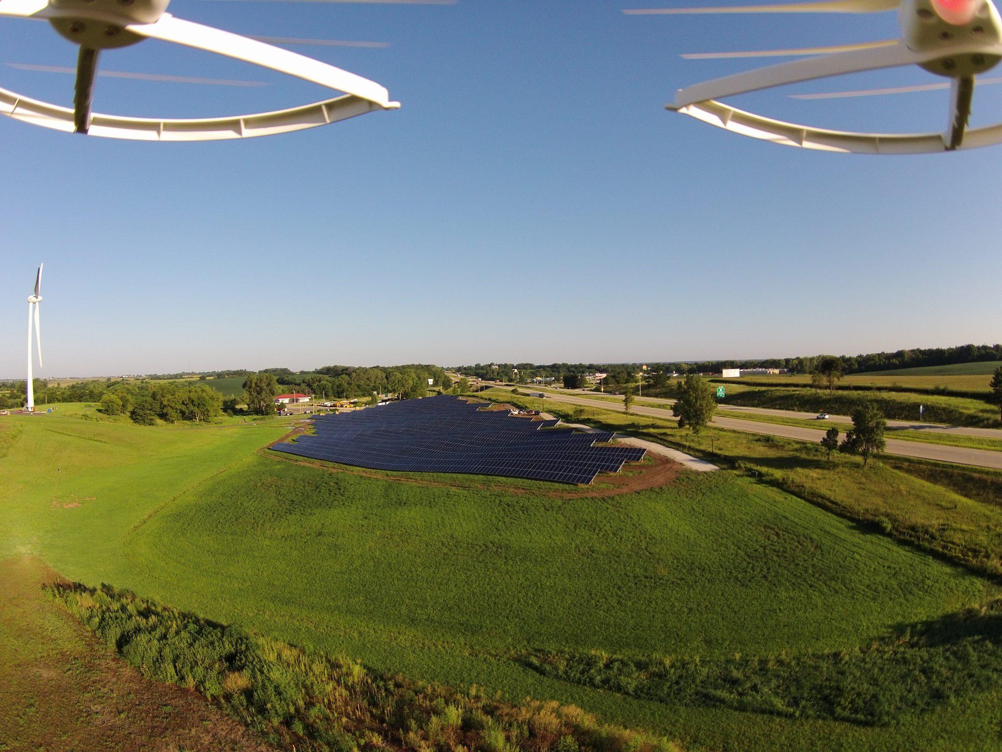 Solar Array Progress 78