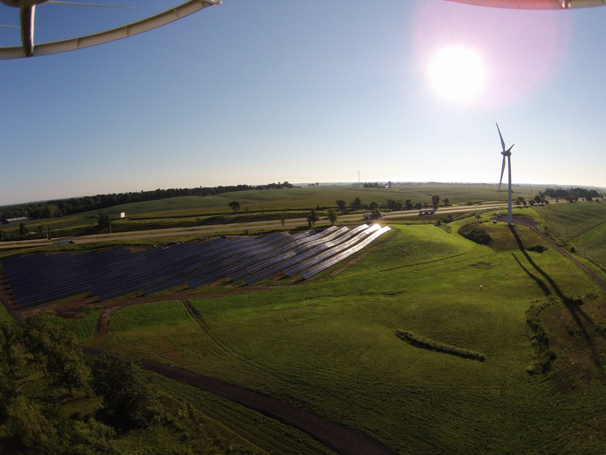 Solar Array Progress 82