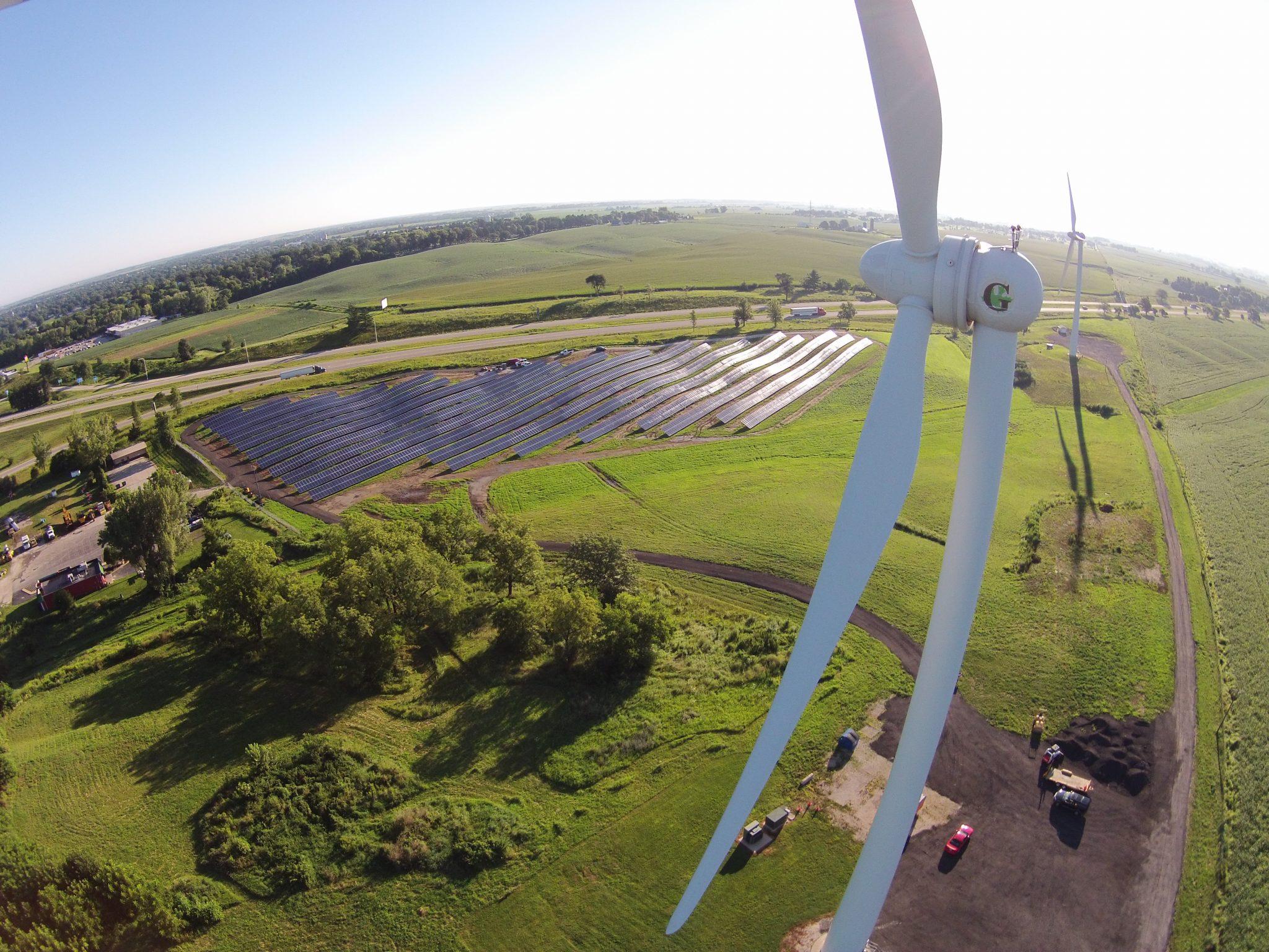 Solar Array Progress 88