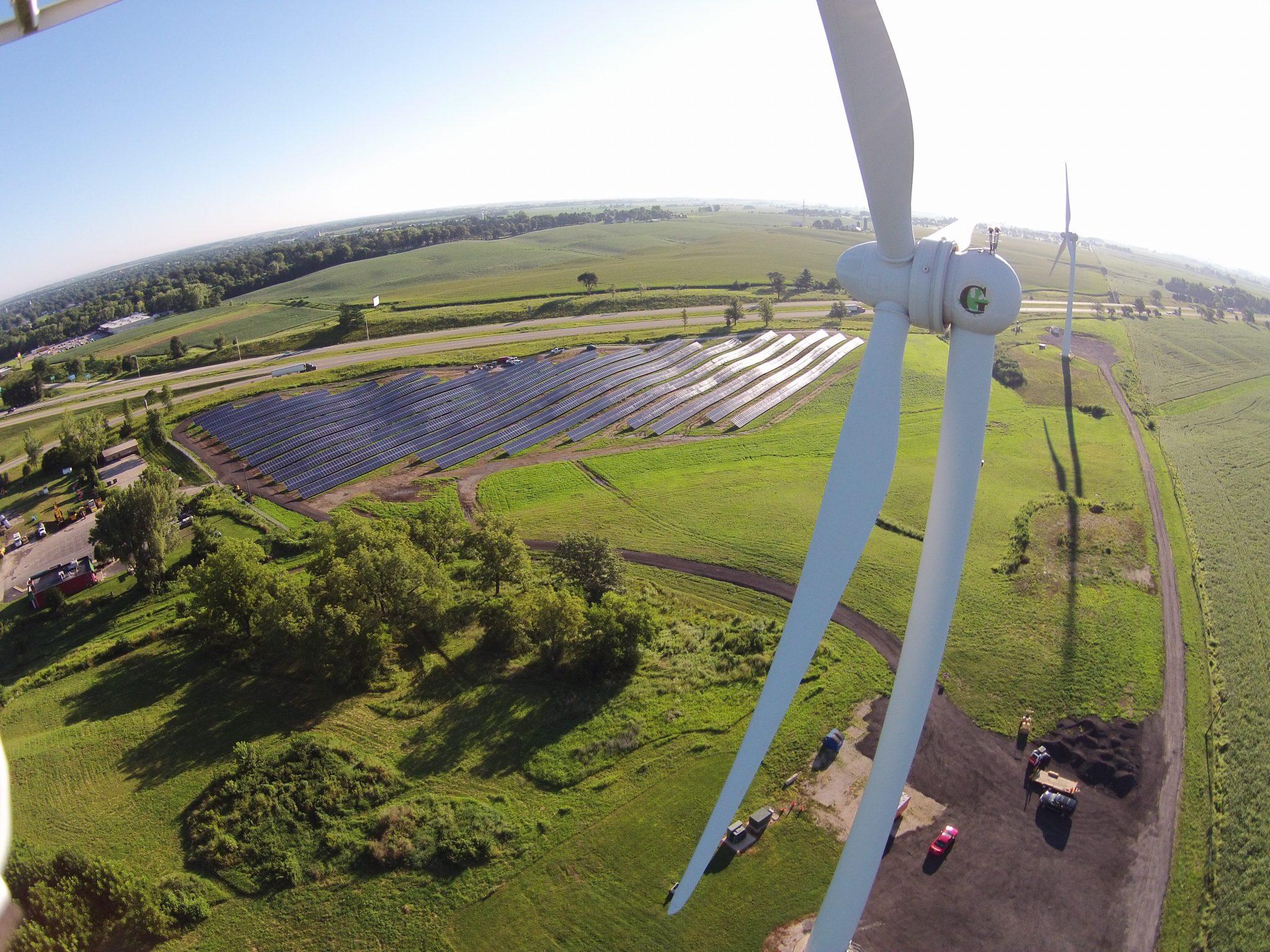 Solar Array Progress 89