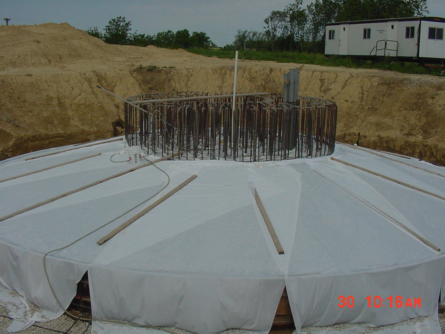 Wind Turbine Progress 23