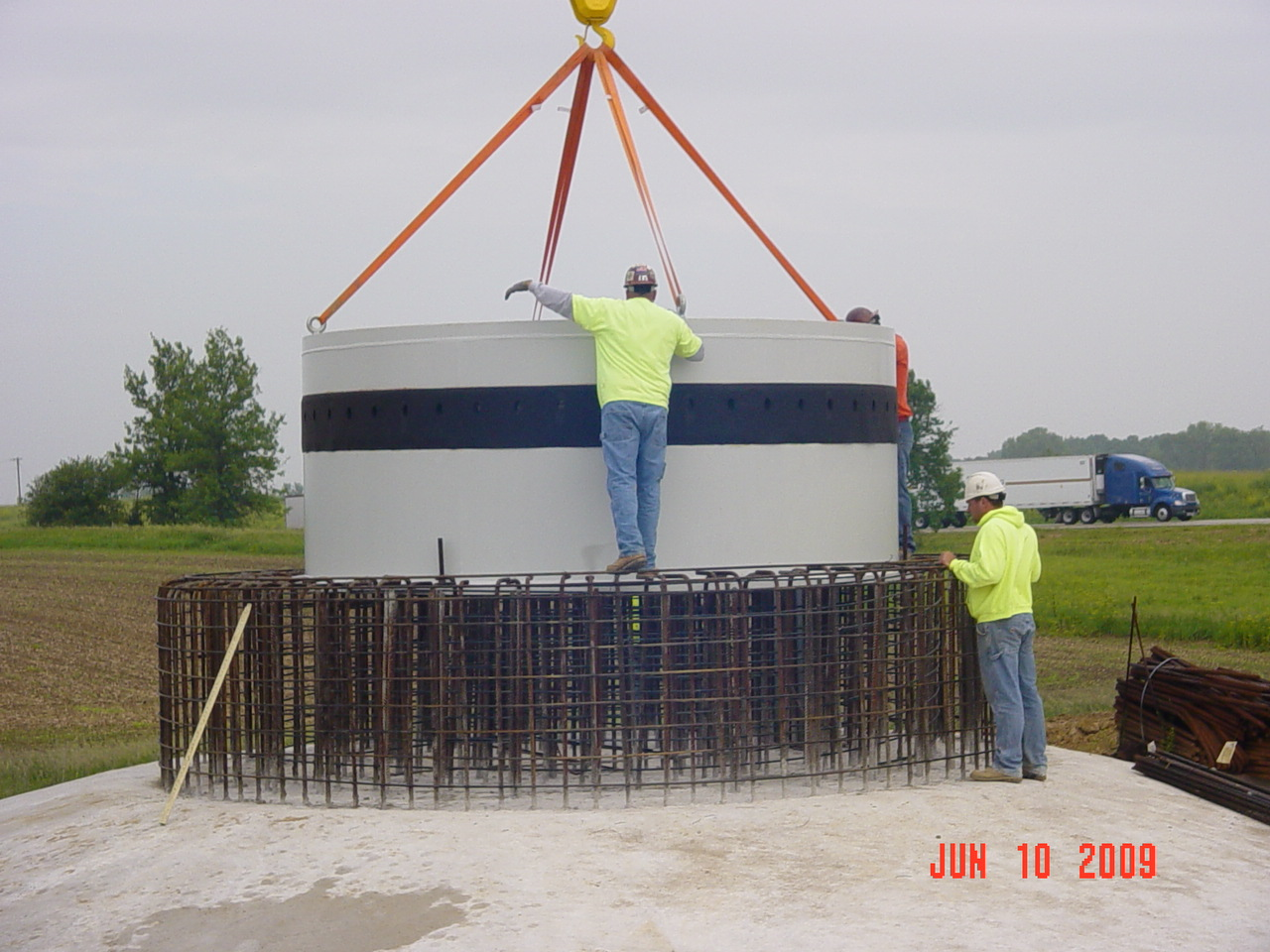 Wind Turbine Progress 34
