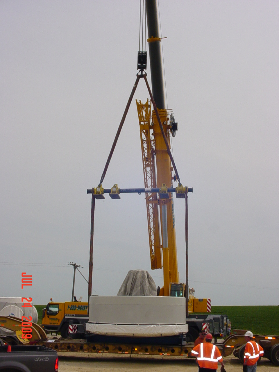 Wind Turbine Progress 38