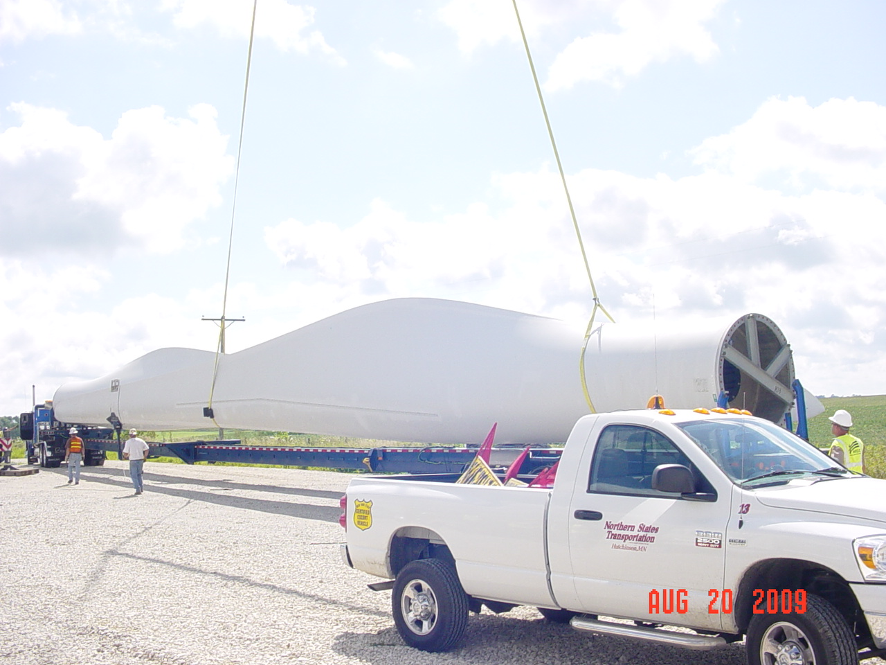 Wind Turbine Progress 46