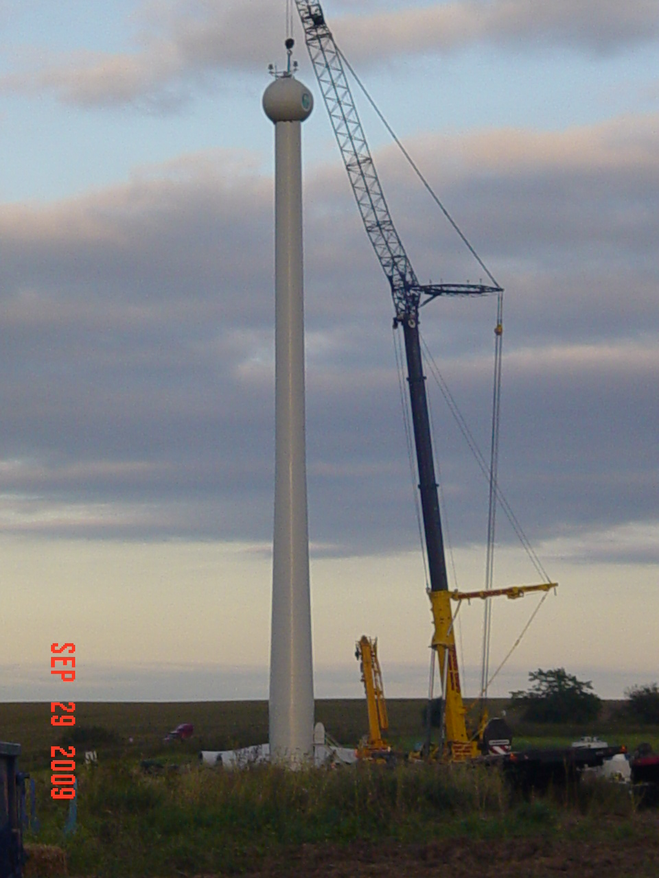 Wind Turbine Progress 69