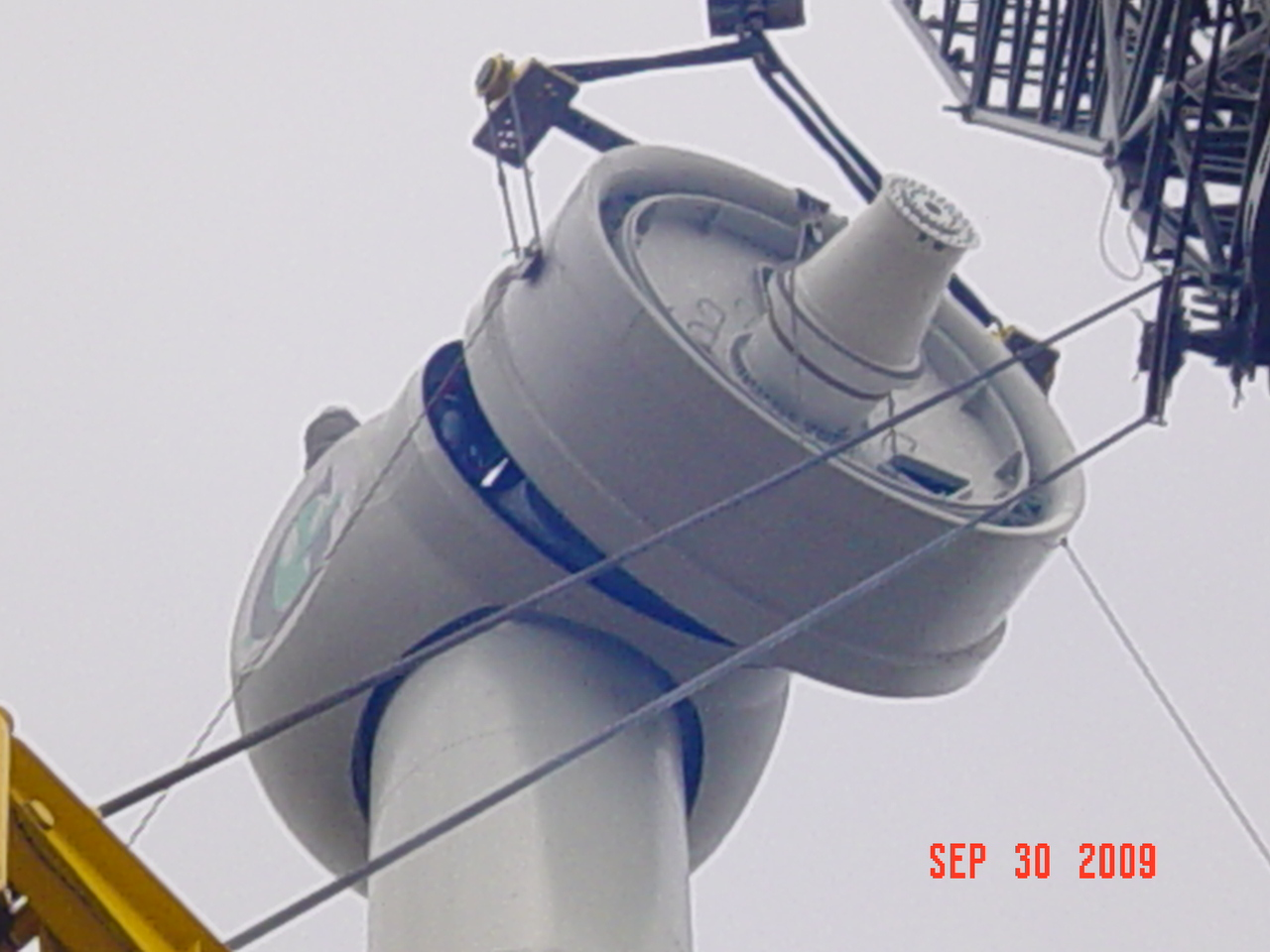 Wind Turbine Progress 76