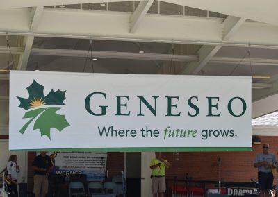 Geneseo Logo banner