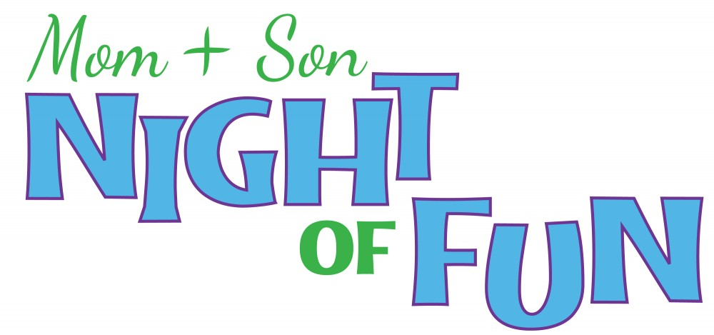 Mom & Son Night of Fun Logo