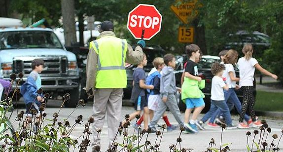Part Time Substitute Crossing Guard Recruitment